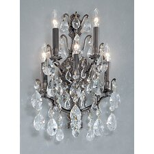 Versailles 5 Light Wall Sconce