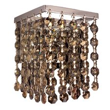 Bedazzle 1 Light Wall Sconce