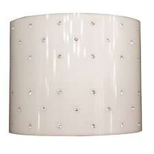 Felicia Swarovski Elements 2 Light Wall Sconce
