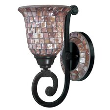 Pearl River 1 Light Wall Sconce