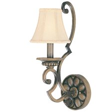 <strong>Classic Lighting</strong> Classic Lighting Westchester 1 Light Wall Sconce
