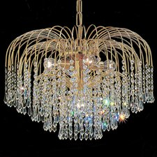 <strong>Classic Lighting</strong> Sprays 3 light Chandelier