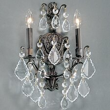 Versailles 2 Light Wall Sconce