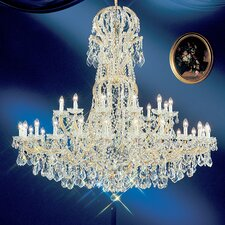 Maria Thersea 37 Light Chandelier