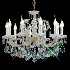 Maria Thersea 10 Light Chandelier
