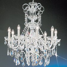 Bohemia 8 Light Chandelier