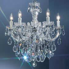 Rialto 5 Light Chandelier
