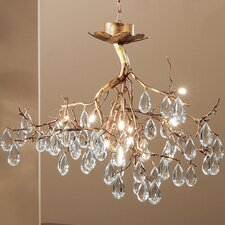 <strong>Classic Lighting</strong> Morning Dew 12 Light Chandelier