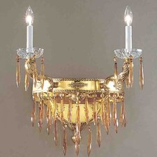 Duchess 2 Light Wall Sconce