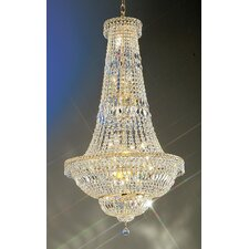 <strong>Classic Lighting</strong> Princess Chandelier