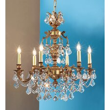 Chateau Imperial 5 Light Chandelier