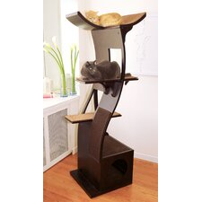 "The 69"" Lotus Cat Tree"