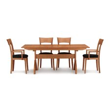 "Sarah Trestle 66 - 90""W Extension Dining Table"