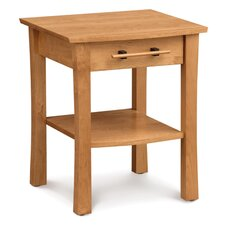 <strong>Copeland Furniture</strong> Monterey 1 Drawer Nightstand with Shelf
