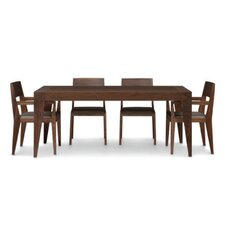 "Kyoto 72-96""W Extension Dining Table"
