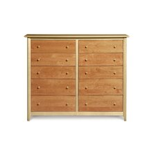 <strong>Copeland Furniture</strong> Sarah 10 Drawer Dresser
