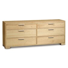 <strong>Copeland Furniture</strong> Harbor 6  Drawer Chest