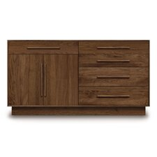 Moduluxe 4 Right Drawer Dresser
