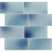 Fashion Glass Tile in Mix Fashion Azzurro