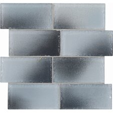 Fashion Glass Tile in Mix Fashion Grigio