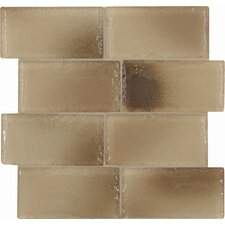 Fashion Glass Tile in Mix Fashion Sand