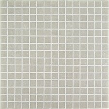 "<strong>Casa Italia</strong> Project Base 13"" x 13"" Glass Mosaic in Grey Basic"
