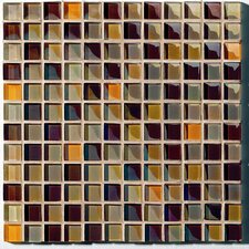 Metallica Glass Mosaic in Mix Metallica Beige