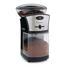 <strong>Capresso</strong> Burr Grinder in Stainless Steel