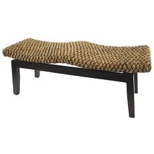 Parker Rattan Entryway Bench