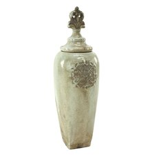 Sonia Ceramic Jar with Lid