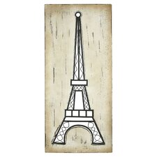 Eiffel Tower Wall Decor