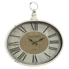 Westminster Pocket Watch Wall Clock