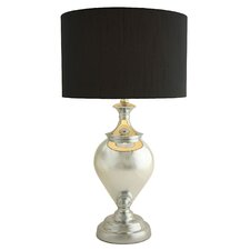 """Ramona Modern 28.5"""" H Table Lamp with Drum Shade"""