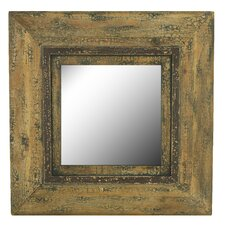 Wesley Square Wall Mirror
