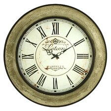 "Avery 23.5"" Round Wall Clock"