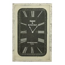 Anita Rectangular Wall Clock