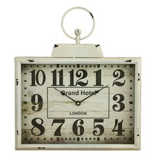 Darcy Rectangular Wall Clock
