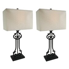 Asher Table Lamp (Set of 2)