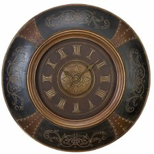 "Elegant Oversized 36"" Wall Clock"