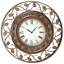"Oversized 36"" Decorative Wall Clock"