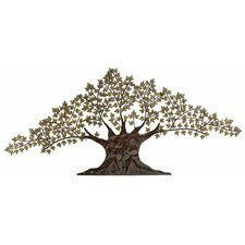 Large Maple Tree Wall Décor