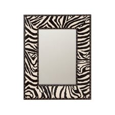 <strong>Aspire</strong> Zebra Wall Mirror