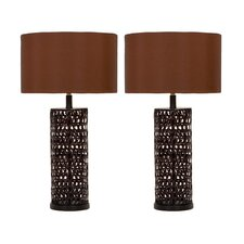 <strong>Aspire</strong> Devon Table Lamp (Set of 2) (Set of 2)