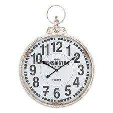 "22"" Pocket Watch Wall Clock"