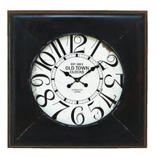 "20.5"" Old Town London Wall Clock"