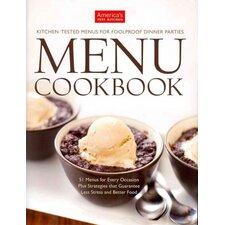 The America's Test Kitchen Menu Cookbook