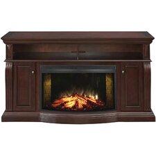 Muskoka Auburndale Media Mantel Electric Fireplace