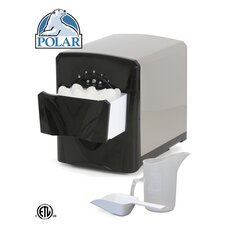 Polar Stainless Steel Portable Ice Maker