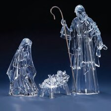 3 Piece Holy Family Figurine