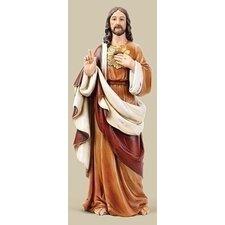 Jesus Sacred Heart Of Figurine